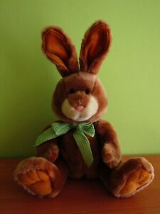 """Touch my heart Interactive Plush Easter Bunny 14"""""""