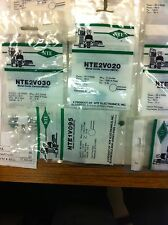 NTE Metal Oxide Veristor (MOV) assorted 1V, 2V, 524V lot of 117pc all new in pkg