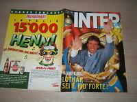 INTER FOOTBALL CLUB=N°1 1991=MATTHAUS PALLONE D'ORO=COPPA UEFA=NICOLA BERTI