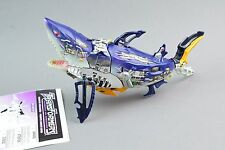 Transformers Robots in Diguise Sky-Byte Shark RID 2001