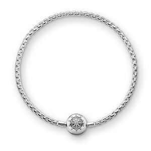 Thomas Sabo Jewelry Women's Bracelet for Karma Beads 925 Silver KA0001-001-12
