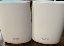 NETGEAR Orbi WiFi System (RBK50) AC3000 Router and Satellite