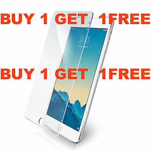 9H HD 100% Genuine Tempered Glass Screen Protector For iPad PRO 9.7 inch