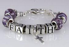 4031153 Beaded Style Faith Bead Beaded Bracelet Stackable Religious Christian