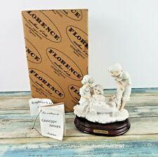 Giuseppe Armani - Art Figurine - First Excursion - Primo Viaggio - 0262F - 1993