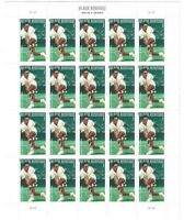 Althea Gibson Black Heritage Sheet of 20 Forever Postage Stamps Scott 4803