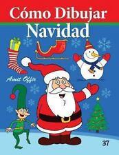 C�mo Dibujar - Navidad : Libros de Dibujo by amit offir (2013, Paperback)