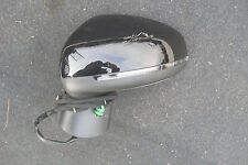 2011 2012 2013 2014 AUDI A1 PASSENGER SIDE MIRROR AUDI A1 N/S WING MIRROR 8X0