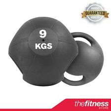 Clairance! CoreX Training double Grip Medicine Ball - 9 kg