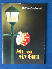 Theatre Programme & 2 Tickets - June 1995 - Me and My Girl - Gary Wilmot
