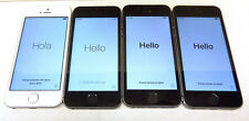 Lot of 4 Pre-Owned A1533 iPhone 5s - 16GB - Space Gray & White - AT&T