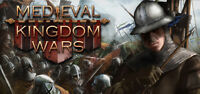 Medieval Kingdom Wars PC Steam Key Digital Download Code