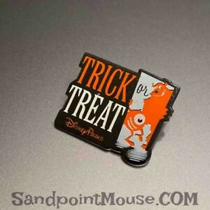 Disney Halloween 2015 Trick or Treat Monster's Inc. Mike Sulley Pin (UF:110847)