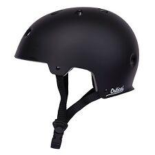 Critical Cycles Classic Commuter CM-2 Helmet, Matte Black, Large