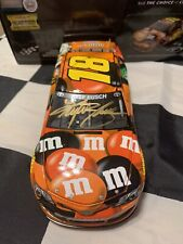 2014 Kyle Busch Autographed #18 Halloween Action 1/24