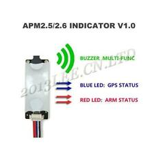 RC LED Module APM2.5 APM2.6 MWC Flight Controller Light & Buzzer Indicator V1.0