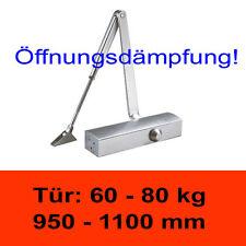 HYDRAULISCHER Türschliesser TÖSCH 704K (60-80 kg)
