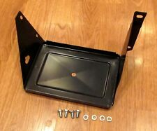 1955 1956 CHEVY BATTERY BOX with MOUNTING HARDWARE