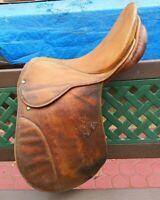 "Stubben 17.5""  Lohengrin Jump Saddle"