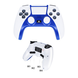 PS4 Elite Controller PC Wireless Bluetooth Gamepad With Back Programable Buttons