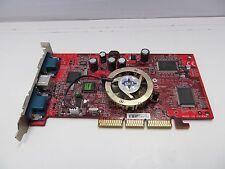 AGP card 8866 Ver 100 G4MX440-VTP DUAL VGA TV-OUT.