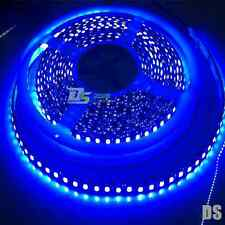Blue Waterproof 5m 12V 300 LED 3528 SMD Flexible Strip Lights Auto Car DIY Lamps