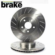 Lexus IS200 IS300 Rear Grooved Brake Disc Set