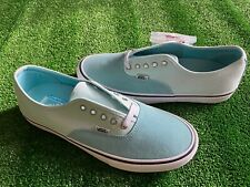 Men's Vans Authentic Pro Skate Shoe Aqua Haze/Soothing Sea  Sz 11.5 VN0A3479VER