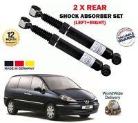 Per Peugeot 807 2.0 2.2 3.0 HDI 2002- > 2 X Posteriore SX + Ammortizzatore Dx