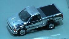 Slot H0 JL DODGE RAM PICKUP Silber Edition f. FALLER AMS AURORA AFX TOMY TYCO AW