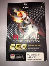 XFX play hard R6670 core edition 2GB memory