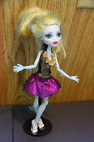 Monster High Lagoona Blue Doll w/ Clothes and Stand
