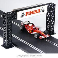 START FINISH GANTRY BRIDGE FOR SCALEXTRIC, CARRERA, ETC