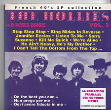 THE HOLLIES  vol3 FRENCH 60'S SP CD MAGIC COLLECTOR DIGIPACK NEUF SCELLE