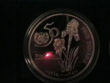JORDAN UN 50 year anniversary. Silver proof coin.