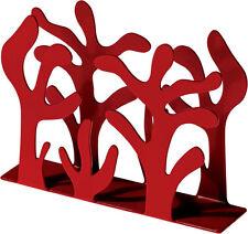 """Alessi portatovaglioli di carta """"Mediterraneo"""",colore rosso"""
