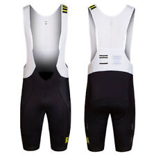 Rapha Black/Sulphur Pro Team Bib Shorts - Regular. Size XS. BNWT.