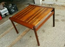 Dokka Møbler Norway cocktail table mid century modern rosewood scandinavian