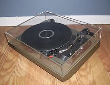 """TECHNICS SL 23 """"NEW"""" ACRYLIC DUST COVER FOR  SL 20 AND SL23TURNTABLE"""