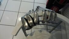a WILSON FATSHAFT FSX Accuracy Iron Set 5-9 +PW  Steel Uniflex
