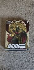 "GI Joe Classified Series 6"" Snake Supreme Cobra Commander Pulse Con Exclusive ?"