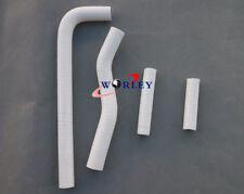 For YAMAHA YZF250 YZ250F 2001-2005 01 02 03 04 05 Slicone radiator hose white