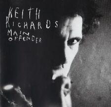 Keith Richards - Main Offender - New CD Album - Pre Order - 29th Nov
