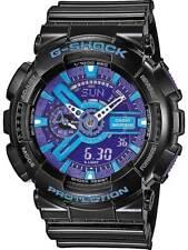 CASIO G-Shock  G Shock  Hyper Colors X-Large GA-110HC-1A  Neu & Ovp