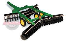 Deere John Disk reclamation large farm machinery parts ERTL car model