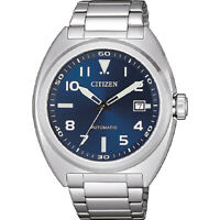 NEU Citizen Silber Herren Armbanduhr  NJ0100-89L