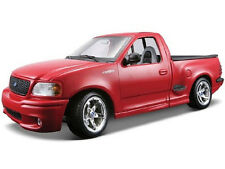 Maisto Ford F-150 SVT Lightning Pick Up Truck 1:21 Diecast Model Car Red