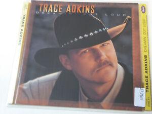 TRACE ADKINS : Dreamin Out Loud USA HDCD  > VG+ (CD)