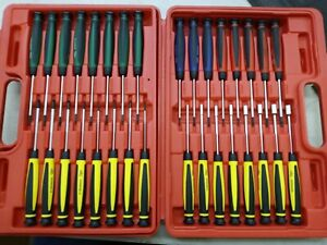Mac Tools SDRM32IB 32pc Macsimizer Precision Combination Screwdriver Set in Case