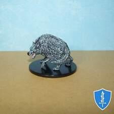 Winter Wolf - Storm King's Thunder #25 D&D Miniature